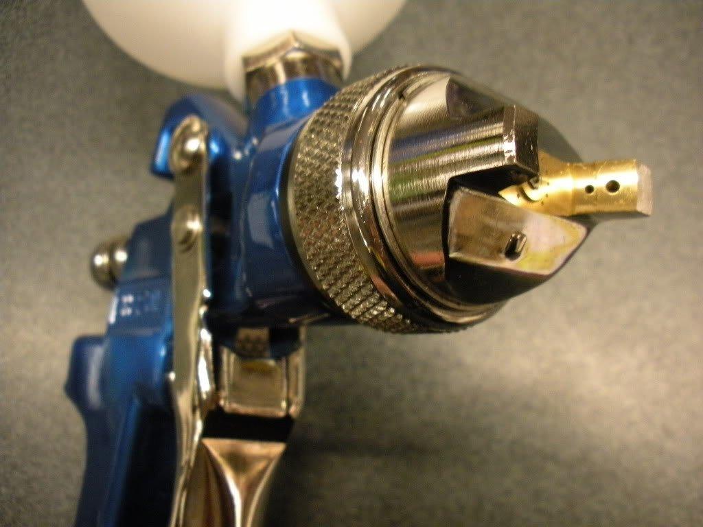 Aerografo manuale superiore a bassa pressione H-827