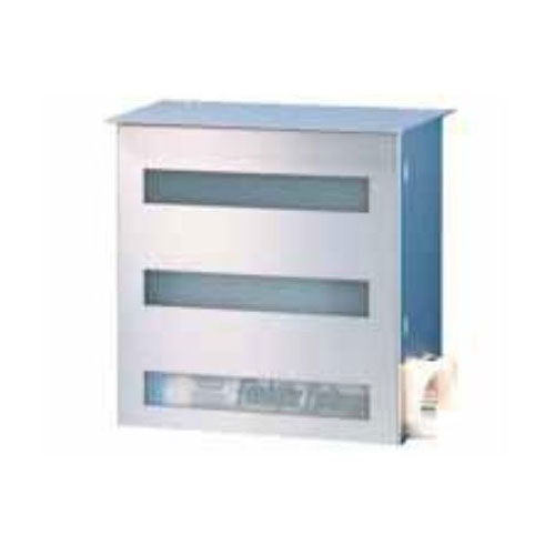 CASSETTA POSTALE INOX AISI 304 MOD.69514