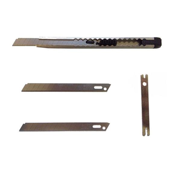 Cutter professionale in acciaio inox