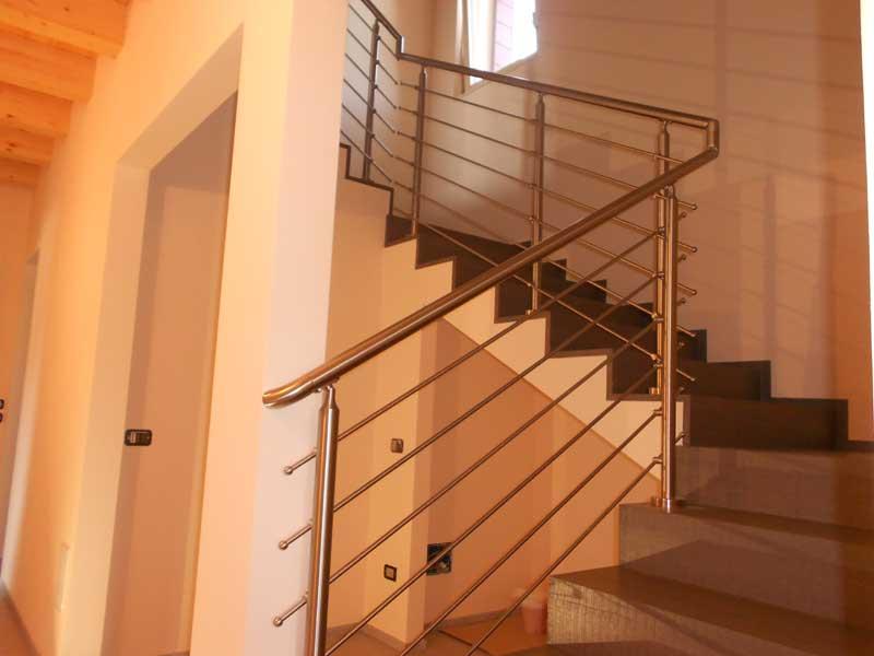 07.Colonna in tubolare Fissaggio a pavimento - Basic M015-M011