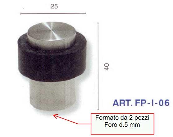FERMAPORTA INOX Mod.06