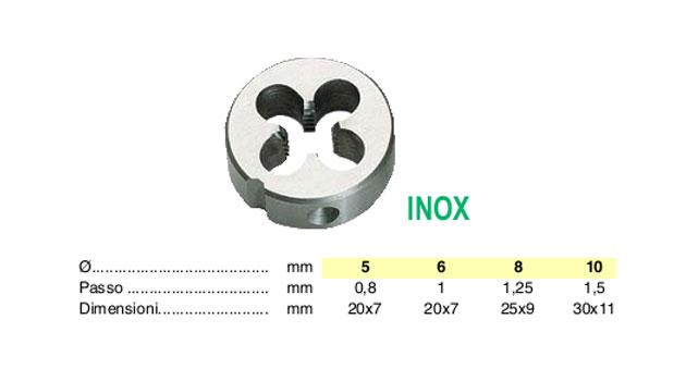 /DIN ISO Norm/ lebondo filiera M5/Filettatura Metrica regola/ /QUALIT/À PROFESSIONALE HSSE/ /Produzione EU