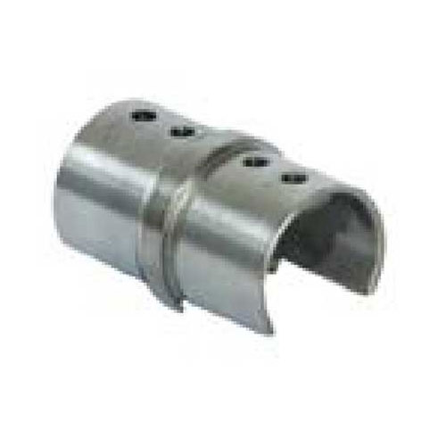 Giunto in acciaio inox aisi 316 per tubo circolare scanalato for Raccordo in acciaio verticale