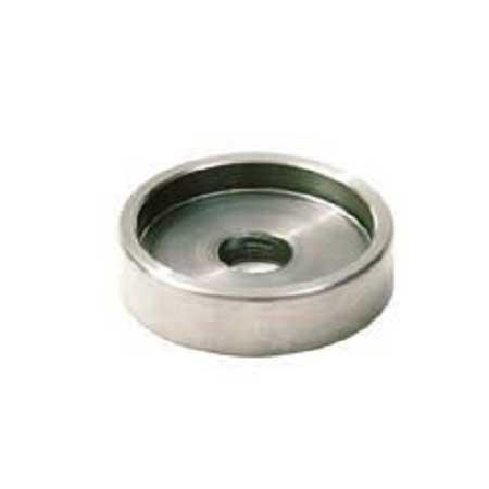 PIASTRA INOX AISI 304 PER SCALE IN LEGNO