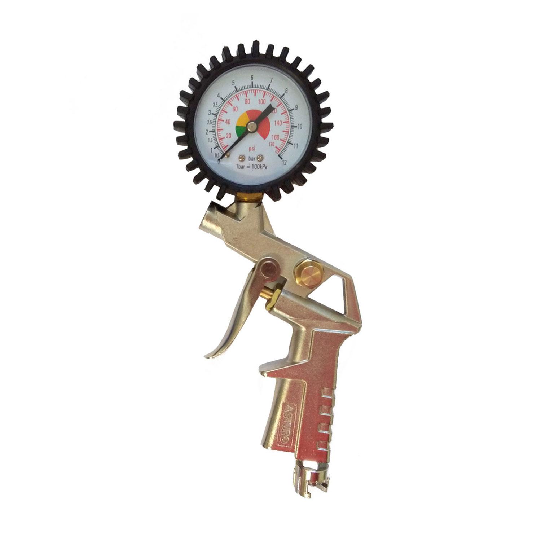 Pistola di gonfiaggio per pneumatici gomme auto: