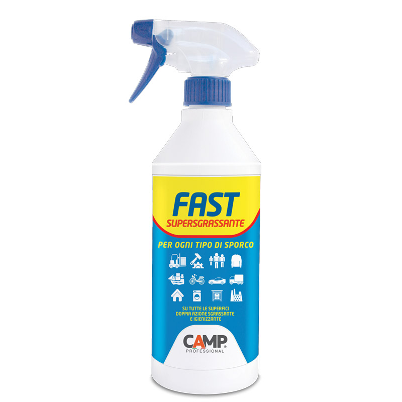 SPRAY SUPER SGRASSANTE FAST CAMP