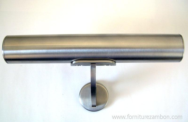 07.Esempio di impiego del sostegno 100800 con corrimano d.42.4 mm