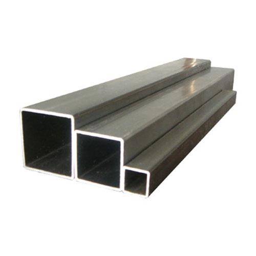 Tubo quadrato inox aisi 304 satinato for Ferro tubolare quadrato prezzo