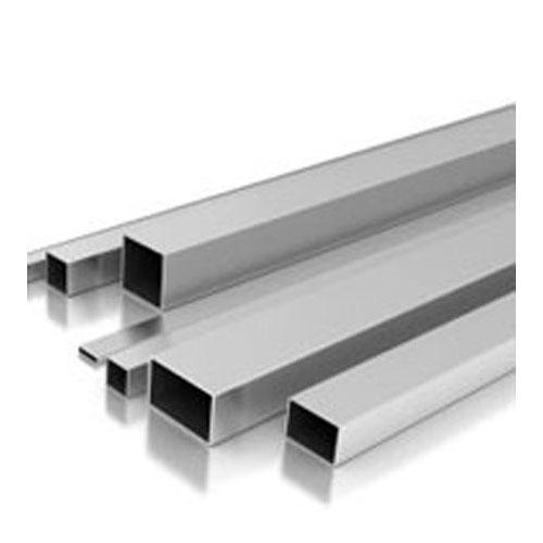 Tubi corrimano e barre in acciaio inox satinato per for Ferro tubolare quadrato prezzo