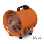 VENTILATORE PORTATILE UNICRAFT MV